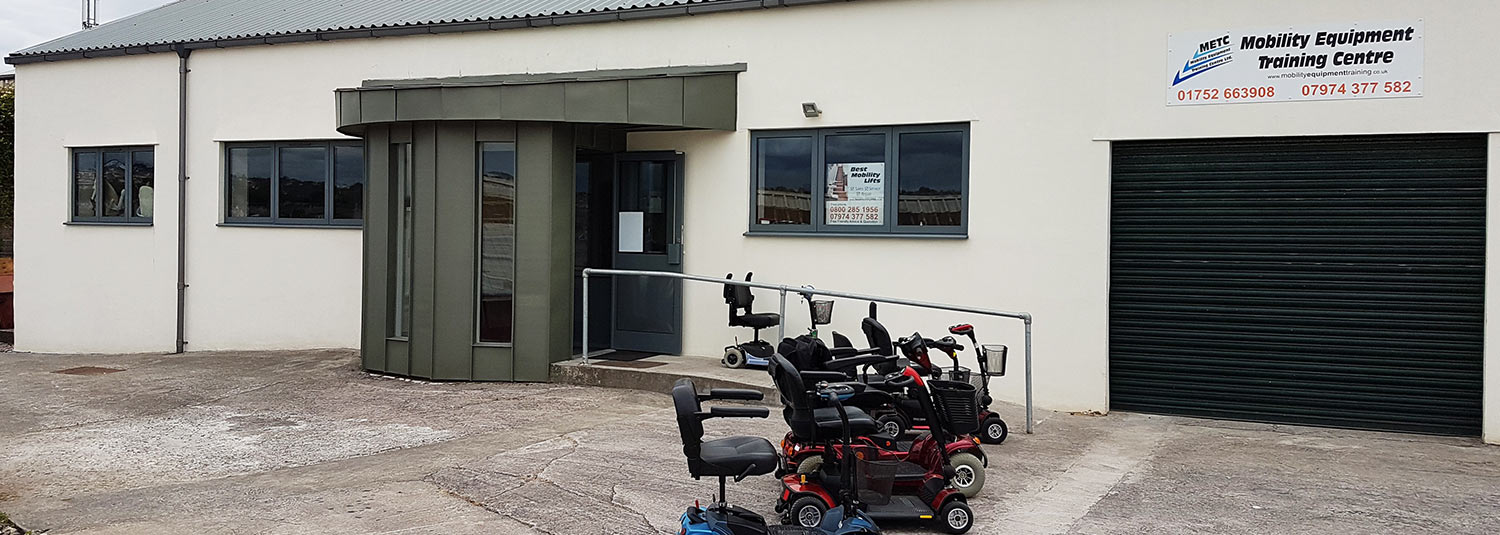 Mobility Equipment Training Centre